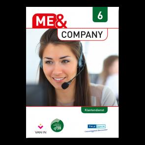 ME & Company 6 - keuzemodules Klantendienst - Leerwerkboek