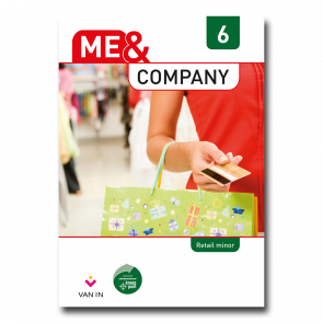 ME & Company 6 - keuzemodules Retail minor - Leerwerkboek