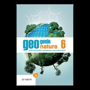 Geogenie/GeoNatura tso/kso 6 Leerwerkboek
