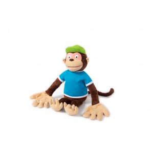 Ik lees met hup en aap klaspop aap
