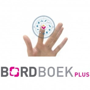 Handelzes - bordboek plus