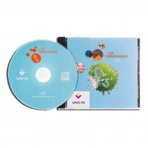 Op verkenning 4 - audio-cd