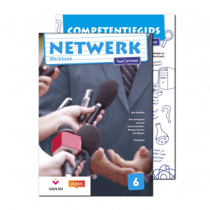 Netwerk TaalCentraal 6 Pakket (werkboek + competentiegids) (4u)