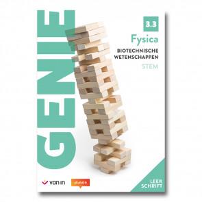 GENIE Fysica 3.3 Leerschrift 3u (biotechnische wetenschappen)