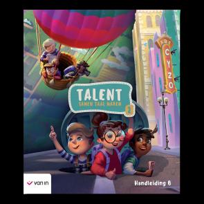 Talent - handleiding 2B
