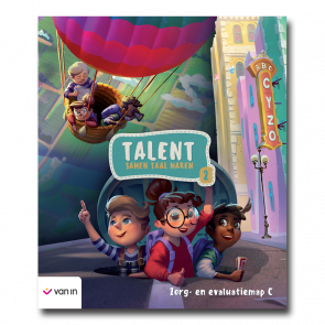 TALENT - Zorg- en evaluatiemap 2C
