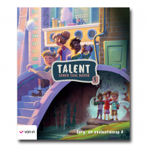 TALENT - Zorg- en evaluatiemap 5A