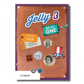 Jelly 3e - All-in-one 2018 - Pack