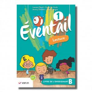 Eventail Lecture 1 - Livre de l'enseignant B - Pack