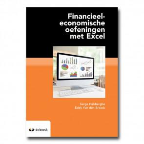 Financieel-economische oefeningen met Excel 2018