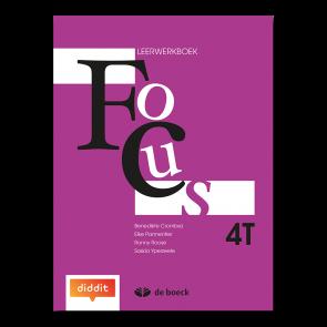 Focus 4 tso - leerwerkboek (nieuwe editie)