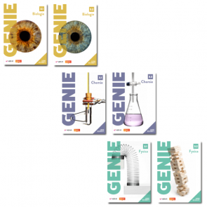 Genie 3 - 3 in 1 comfort pack