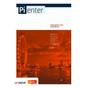 Pienter 4 tso Leerwerkschrift leerplan ABC deel 2 (nieuwe editie 2018)