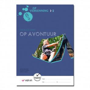 Op verkenning 2 - Op avontuur themaschrift