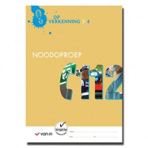 Op verkenning 4 - Noodoproep themaschrift