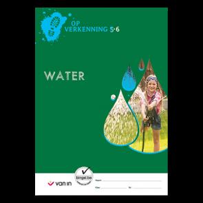 Op verkenning 5 - water - themaschrift