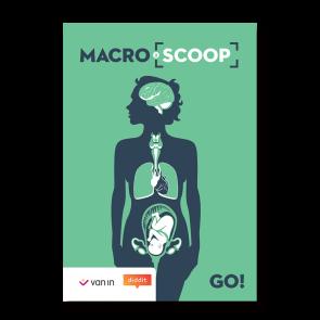 MacroScoop GO! 2 Comfort Pack