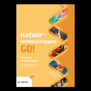 Natuurwetenschappen GO! - Mens en maatschappij - leerwerkboek