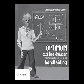 Optimum 2.1 Boekhouden Handleiding