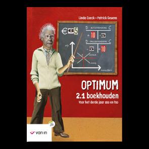 Optimum 2.1 Boekhouden Leerwerkboek