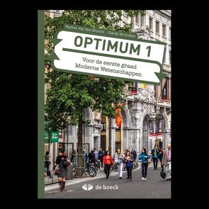 Optimum 1 Leerwerkboek