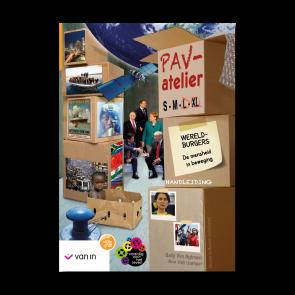 PAV - atelier L/XL - Wereldburgers - handleiding