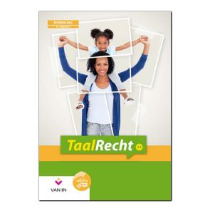 Taalrecht 2.3 - leerwerkboek mondeling - Pack