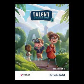Talent - taalschrift 3B correctiesleutel