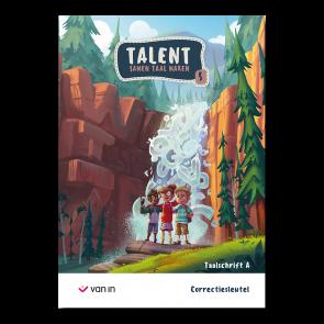 Talent - taalschrift 5C correctiesleutel