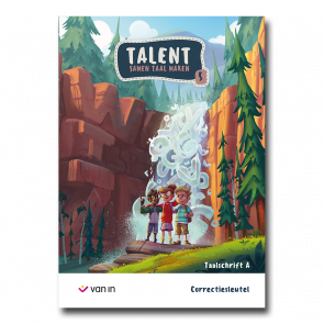 Talent - taalschrift 5B correctiesleutel