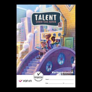 Talent - werkwoordenblok 5