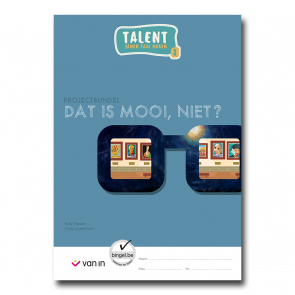 Talent 2 - projectbundel 2 - Dat is mooi, niet?