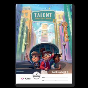 Talent 2 - spellingschrift B