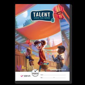 Talent 3 - spellingschrift A