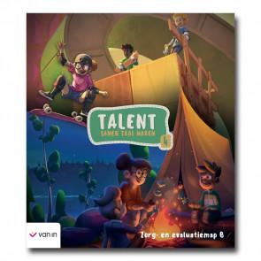 Talent 4 - zorg- en evaluatiemap B