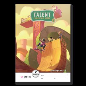 Talent 4 - spellingschrift A
