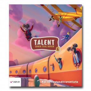 Talent 6 - map curriculumdifferentiatie