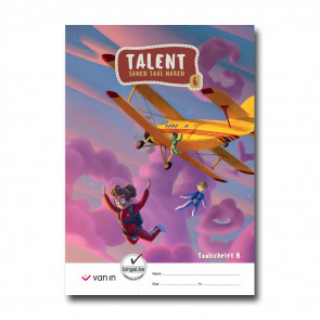 Talent - taalschrift 6B