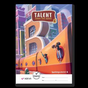 Talent 6 - spellingschrift B
