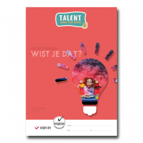 Talent 2 - projectbundel 1 - Wist je dat?