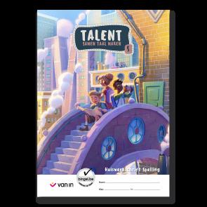 Talent 5 - huiswerkschrift spelling