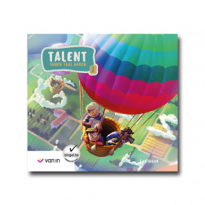 Talent 2 - leesboek vlot en vloeiend lezen