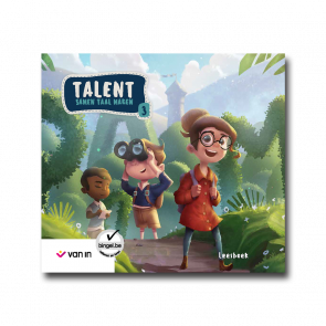 Talent 3 - leesboek vlot en vloeiend lezen