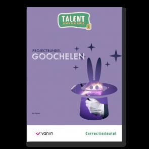 Talent 4 - projectbundel 2 - Goochelen - correctiesleutel