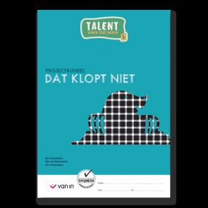 Talent 4 - projectbundel 3 - Dat klopt niet!