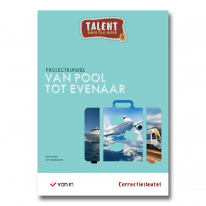 Talent 6 - projectbundel 2 - Van pool tot evenaar - correctiesleutel
