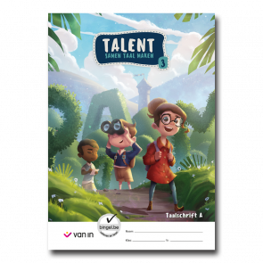 Talent - taalschrift 3B