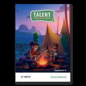 Talent 4 - taalschrift C - correctiesleutel