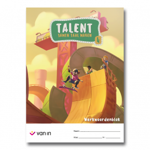 Talent 4 - werkwoordenblok