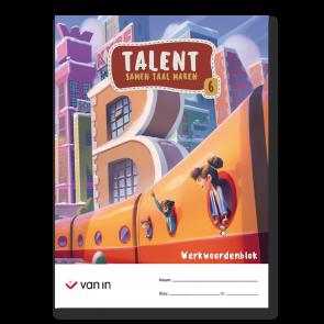 Talent 6 - werkwoordenblok